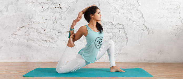 Practice becoming and shedding away perfection through yoga with Yoga London. Get in a good workout while also gaining strength, endurance, flexibility, and emotional connection.